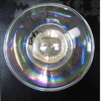 玻璃颜料-闪光釉-热喷香槟色及黑烟色电光水-五彩水