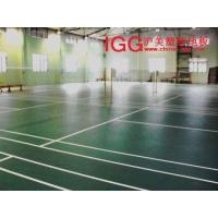 乒乓球PVC塑胶运动地板