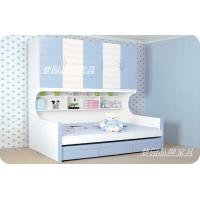 环保双层床/儿童家具/组合儿童套房/环保家具/儿童卧室