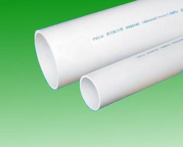 PVC排水管材 PVC U管材 UPVC管材 PVC螺旋管材