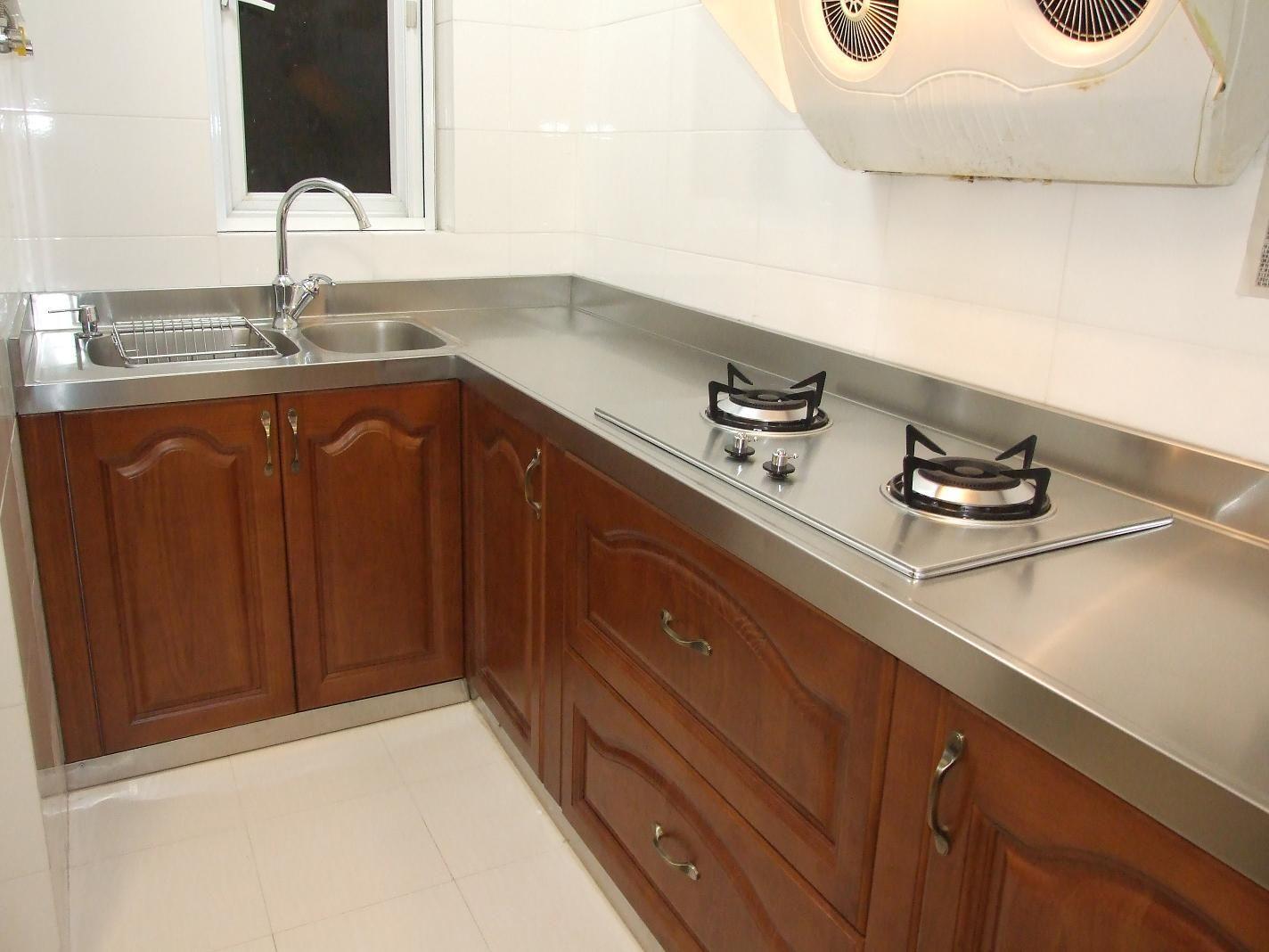 厨房不锈钢台面价格_苏州不锈钢台面、不锈钢台面、厨房台面 - 亿傢鸽 - 九正建材网