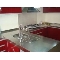 苏州不锈钢台面、不锈钢台面、厨房台面