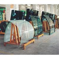 3-12mm弯钢化玻璃