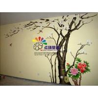 室内外手绘墙体壁画
