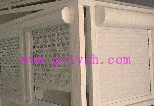 铝合金透光窗铝合金防盗窗阳台卷帘窗工厂直销售后