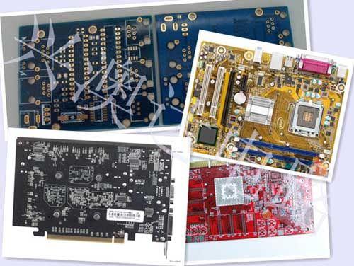北京电路板制作产品图片
