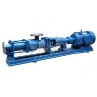 G系列无级调速型螺杆泵(铸铁)