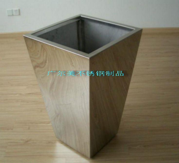 长方形不锈钢花盆