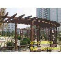 木塑护栏立柱,凉亭、廊架、葡萄架、栈道护栏