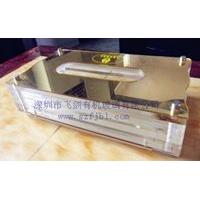 亚克力纸巾盒有机玻璃纸巾盒