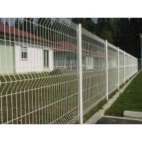 大连桃型柱钢丝网栏