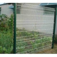 洛阳小区钢丝网栏/桃型柱护栏网围栏网