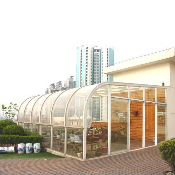 苏州 pc/阳光板顶阳光房|陕西西安阳光房