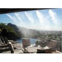 大型高压喷雾降温系统