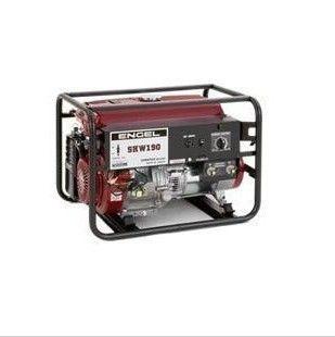 发电电焊机—shw190h/shw190hs  采用本田ohv4冲程汽油发动机图片