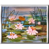 陶瓷艺术画