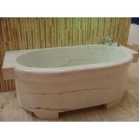 别墅、酒店高档石材浴缸STONE BATH TUB