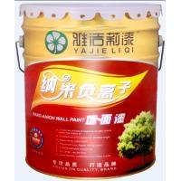 全球畅销品牌雅洁莉涂料健康宝贝墙面漆