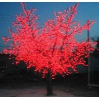 供应呼和浩特LED樱花树灯
