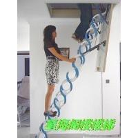 上海阁楼楼梯星海伸缩楼梯家用梯子室内楼梯