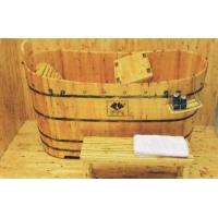 MJD-01#双人单边浴桶