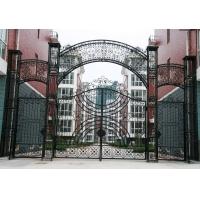 铁艺进户门|铁艺庭院小门|铁艺大门