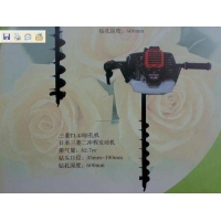 日本三菱钻孔机.地钻TL43/TL52 园林机械