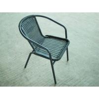 休闲编藤椅