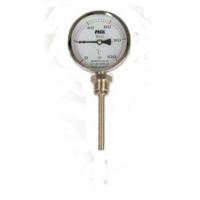 WSS抽芯式双金属温度计
