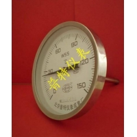 WSS401轴向双金属温度计