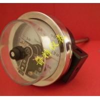 WSSX401轴向双金属电接点温度计