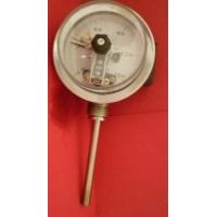 WSSX411径向双金属电接点温度计