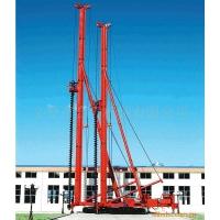 履带式、步履式长螺旋、多轴排钻、螺丝桩、振动锤、柴油锤打桩机