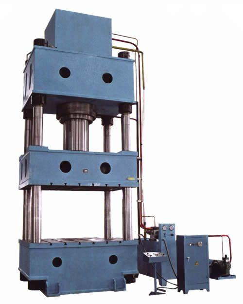 四柱万能液压机 - 单机液压机图片