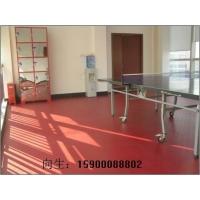 中山PVC运动地板、防滑PVC地板、塑胶地板、十年承保
