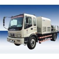 车载混凝土输送泵 BT5120THB95B