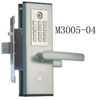 必达密码+TM卡柜锁全不锈钢(家庭或办公室专用)