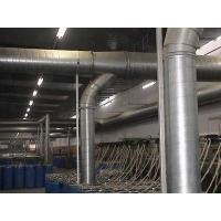 不銹鋼螺旋管道及其焊接風管