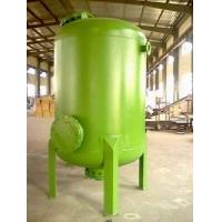 杭州天纯牌喷绿色油漆碳钢Q23A机械过滤器