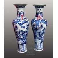 1.8米清明上河图陶瓷大花瓶,陶瓷花瓶,花瓶价格