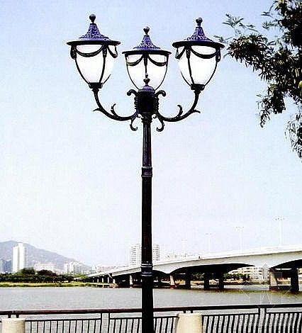 欧式庭院灯|陕西西安永昊夜景照明