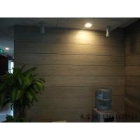 绿活艺术板木纹挂板绿活披叠木纹板外墙挂板纹理板高密度水泥板