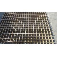 平臺鋼格板/鍍鋅平臺鋼格板