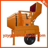 RDCM-350EH电动液压型混凝土搅拌机