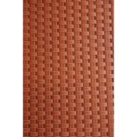 博迪进口浮雕板-竹编艺素板