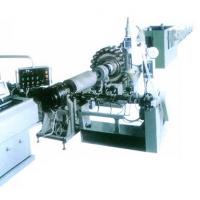 PE 钢丝增强多用途塑料管材生产线