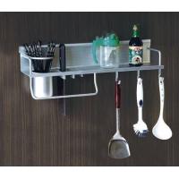 高斯达/卡罗特 太空铝厨房挂件,挂钩,置物架,刀架,筷子筒