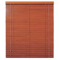 日照窗簾-實木窗簾