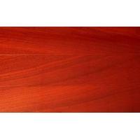 尚兰格暖芯自热地板之实木系列  沙比利(红檀木色)