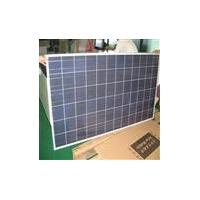 太阳能多晶电池板,用于路灯,发电系统